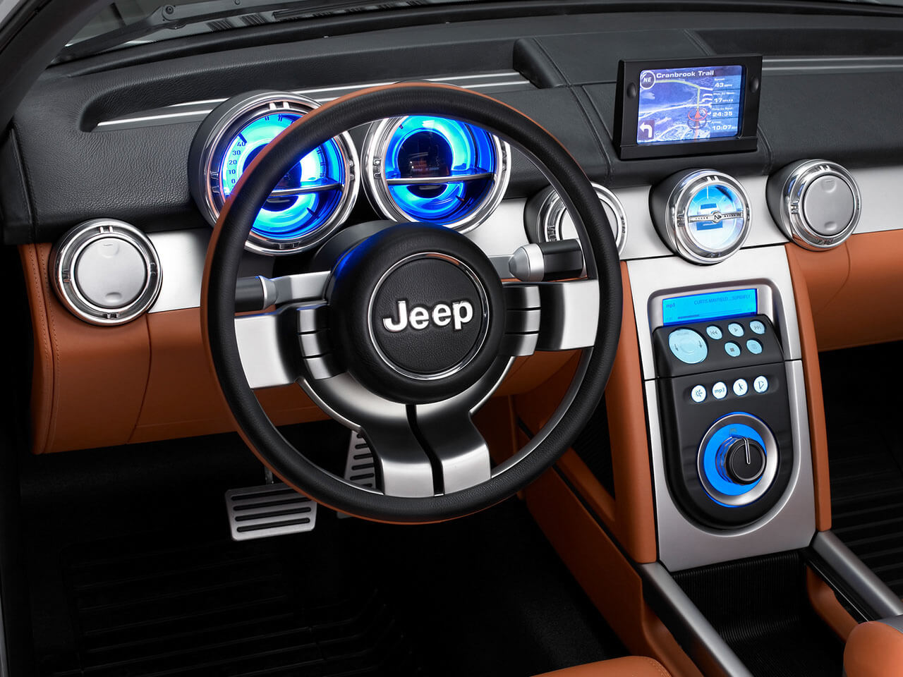 jeep Dash Kits  photo 3