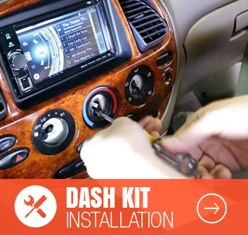 Dash Kits Installation