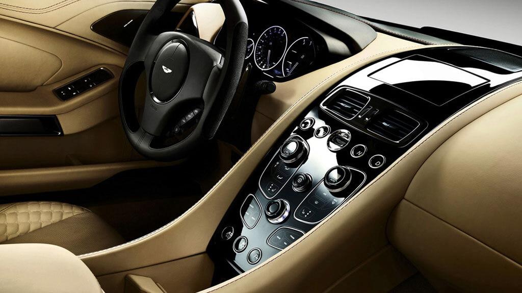 Aston-martin dash kit