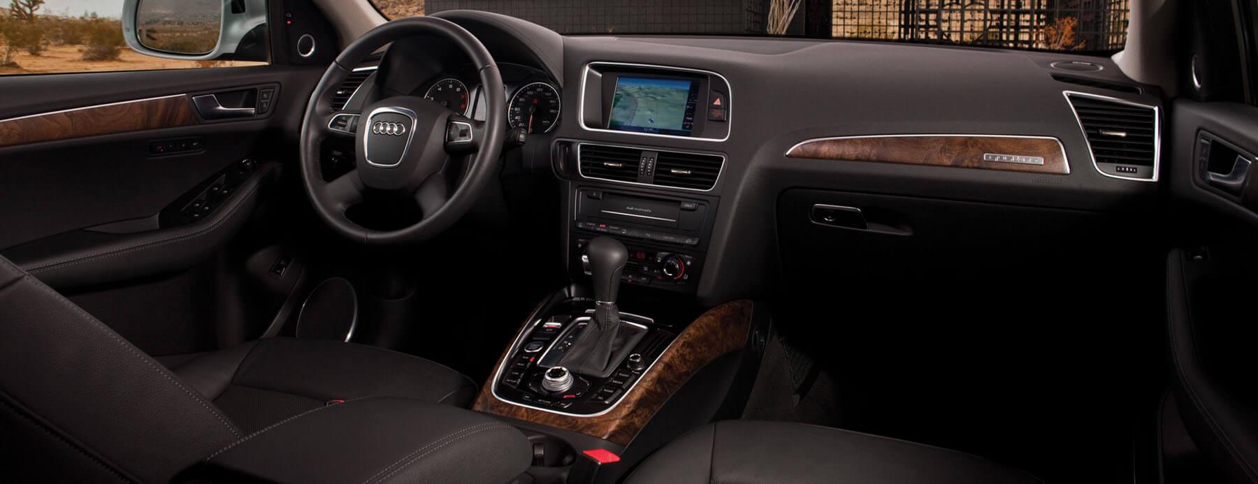 Audi dash kit