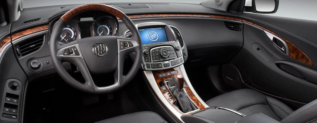 Buick dash kit