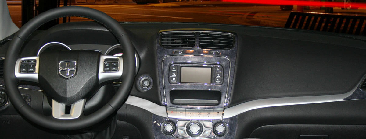 Dodge dash kit