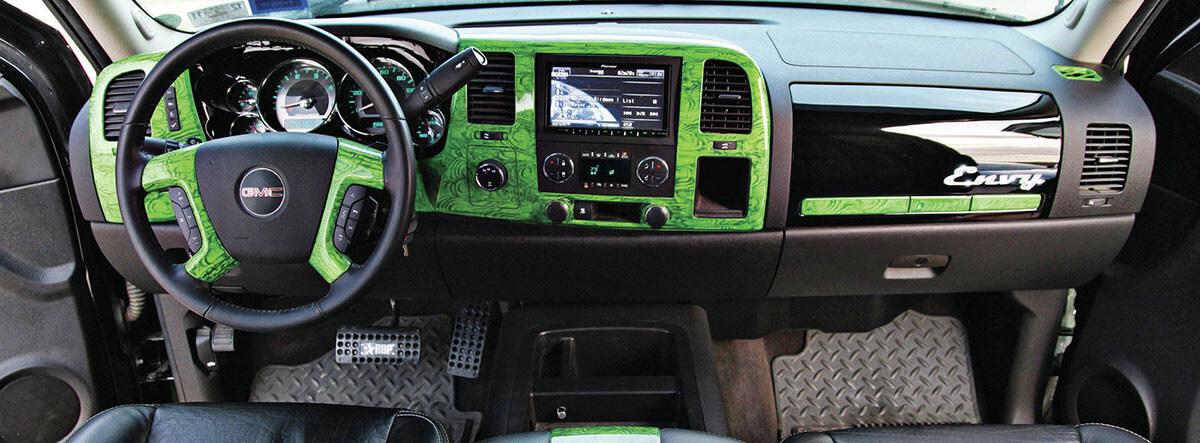 Gmc dash kit