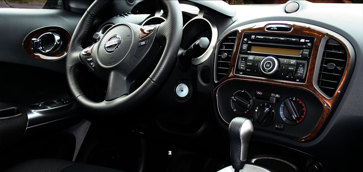 Nissan dash kit