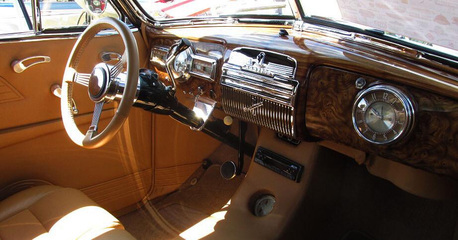 Oldsmobile dash kit