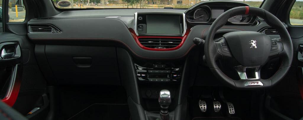 Peugeot dash kit