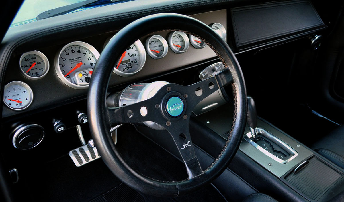 Plymouth dash kit
