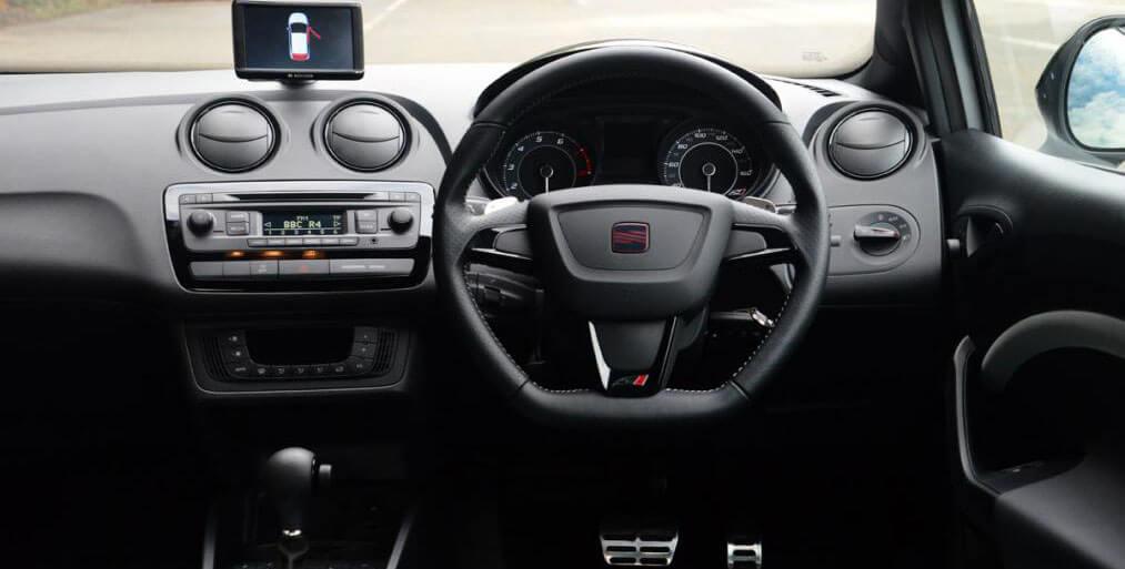 Seat dash kit