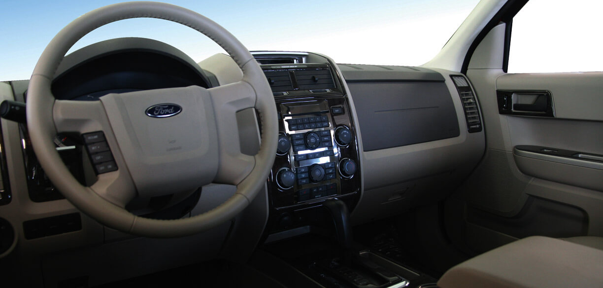 Ford F-550 dash kit