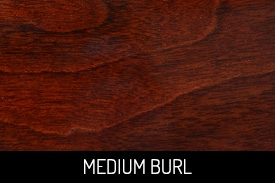 Real Medium Burl