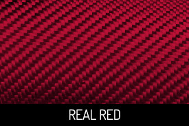 Real Red Carbon Fiber