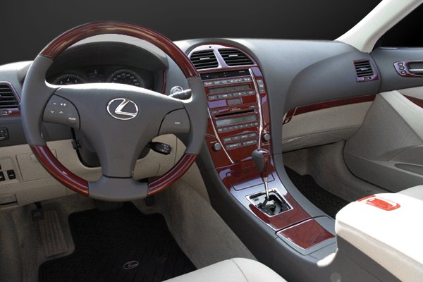 sherwood dash kit lexus