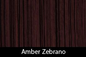 Amber Zebrano