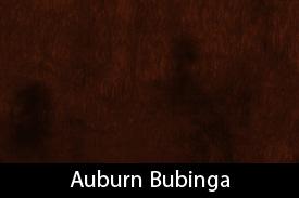 Auburn Bubinga