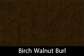 Birch Walnut Burl