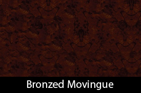 Bronzed Movingue