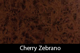 Cherry Zebrano