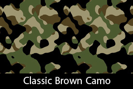 Classic Brown Camo