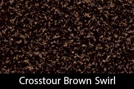Crosstour Brown Swirl