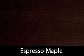 Espresso Maple