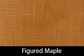 Figured Maple