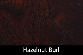 Hazelnut Burl