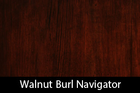 Walnut Burl Navigator