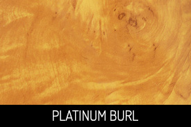 Platinum Burl