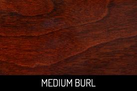 Real Medium Burl
