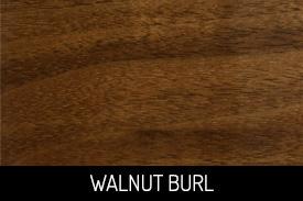 Real Walnut Burl